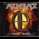 AEONBLACK- Metal Bound PRIVATE PRESS CD
