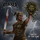 ATTACKER- Armor Of The Gods LIM. EP +Bonus