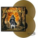 HAMMERFALL- Glory To The Brave LIM.2LP SET gold vinyl