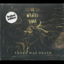 MY SILENT WAKE- There Was Death LIMITED EDITION CD