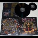 "REVERENCE- When Darkness Calls VINYL LP +7"" SINGLE"